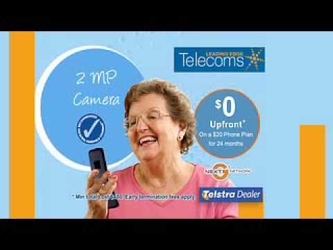 Leading Edge Telecoms Telstra Easy Touch Discovery 2