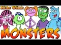 MONSTER FACTS! Cool School's Wiki for Kids: Monsters! download for free at mp3prince.com