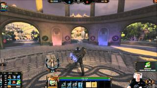 Smite: Season 3 OP Osiris Build Video