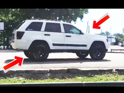 """How to drive your Jeep on a Sunday! (2005 Jeep Grand Cherokee WK with 2"""" Rough Country Lift)"""