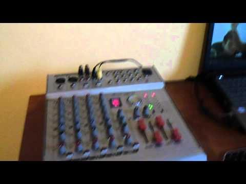 Mixer PMX-6S Boxa the box PA 252 ECO MKII [Bass]