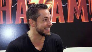 Shazam! Zachary Levi on Becoming a 'Bona Fide Superhero' (Exclusive)