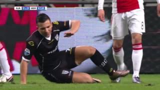 Ajax - Heracles Almelo 0-0 | 26-01-2016 | Samenvatting
