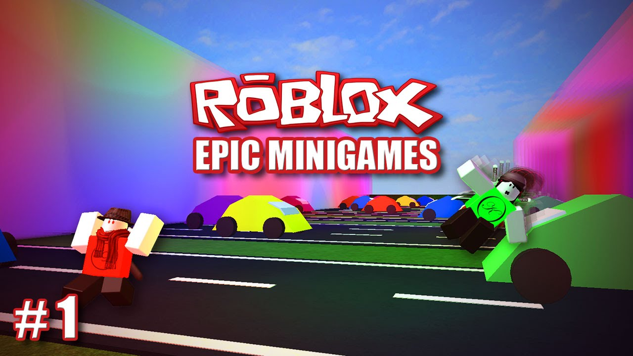 FACE THIS WAY (Roblox: Epic Minigames #1) - YouTube