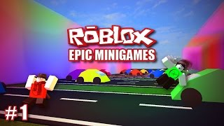 FACE THIS WAY (Roblox: Epic Minigames #1)