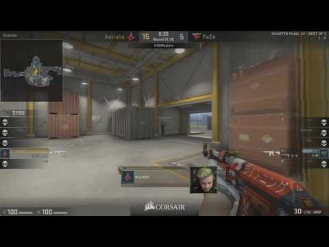 dupreeh going for a chance knife