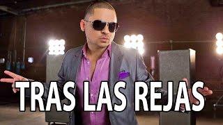 ¡Larry Hernández tras las rejas!
