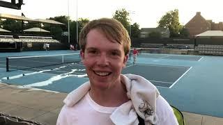 Varsity Tennis: Matthew Ivester