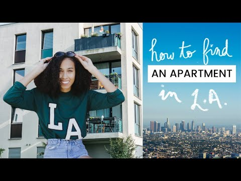 How to Find an Affordable Apartment in LA