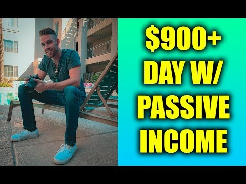 Passive Income $900+ In 1 Day With Affiliate Marketing