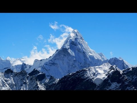 The Geology of Mount Everest - Highest Mountain in the World - HD Documentary