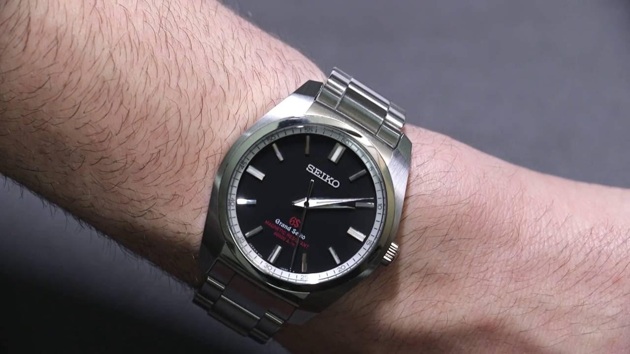 official photos 2cfd5 1da5c Grand Seiko SBGX093 Quartz Watch Review | aBlogtoWatch