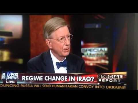 Regime change in Iraq. Again...