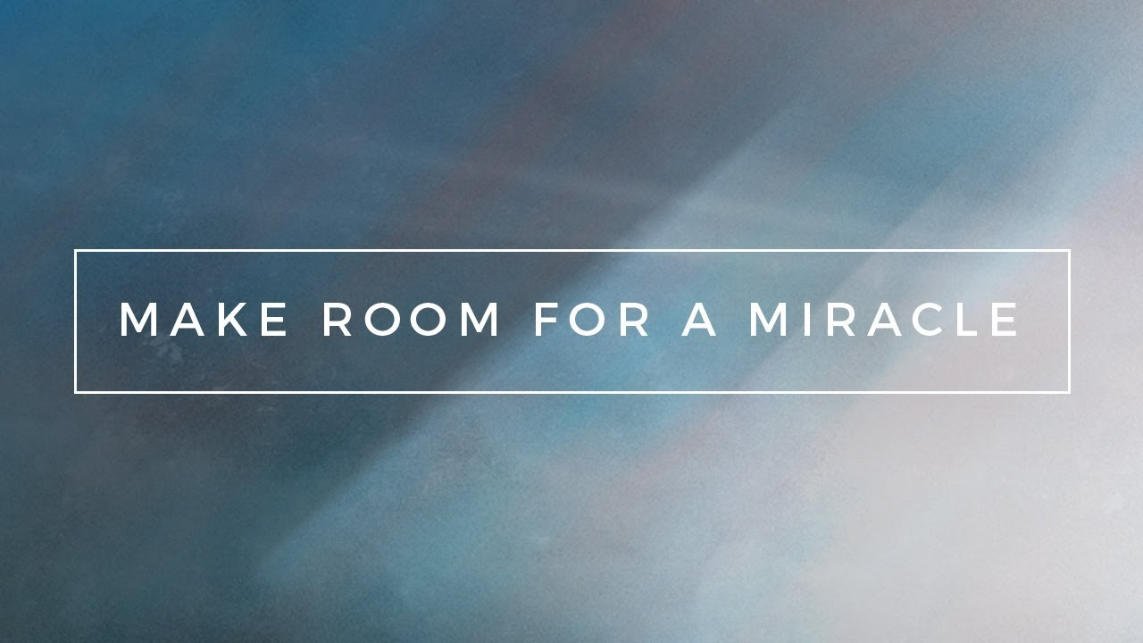 Make Room for a Miracle with Jentezen Franklin  YouTube