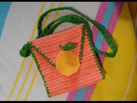 Детская юбка крючком / Crochet ruffled skirt