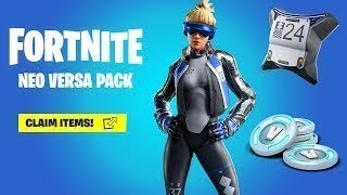 The ONLY Way To Get This Skin (NEO VERSA) PS4 NEW SKIN...