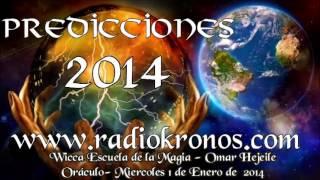 PREDICCIONES PARA EL 2014