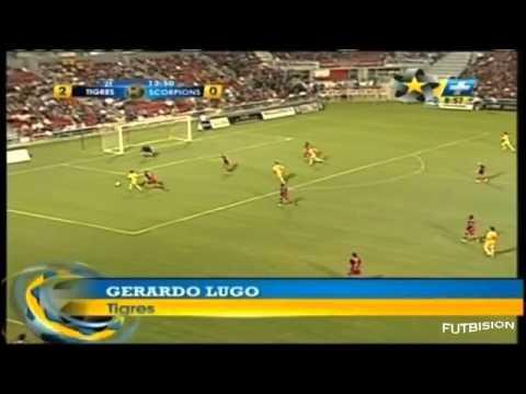 Tigres V Scorpions Tigres vs Scorpions 2-...