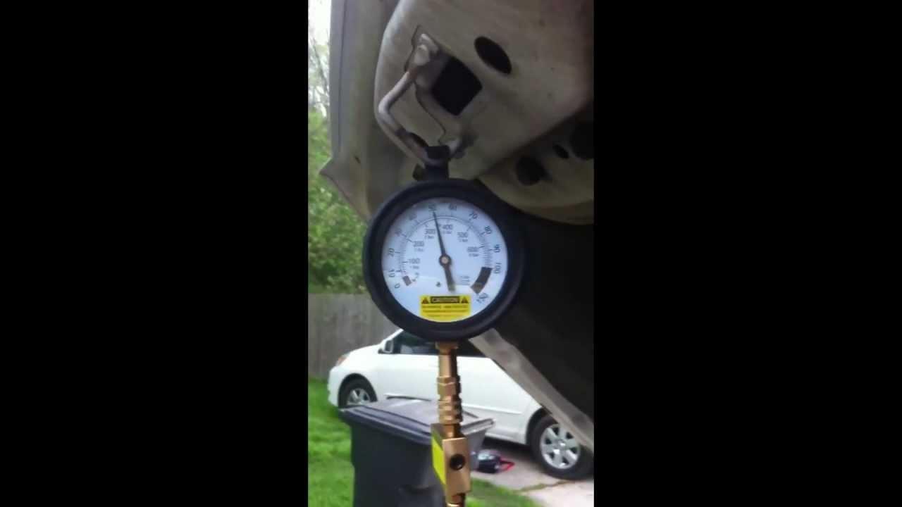 Suburban 2004 chevy suburban fuel pump : Avalanche Silverado Fuel Pressure - YouTube