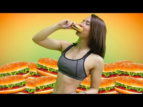 150 способов сжечь калории - Таблица расхода калорий