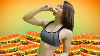 видео Прыжки на батуте сколько калорий сжигают