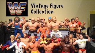 Vintage WWF Figure Colletion (LJN, Hasbro)