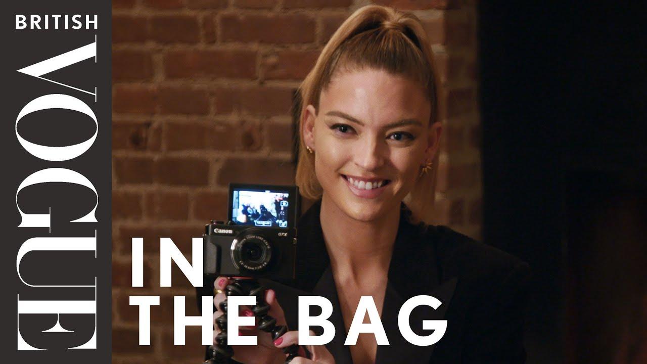 Martha Hunt: In The Bag | Episode 31| British Vogue