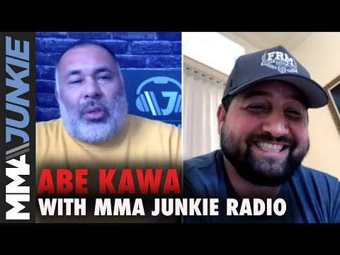 Manager Abraham Kawa reveals Jorge Masvidal already in camp, training for next fight