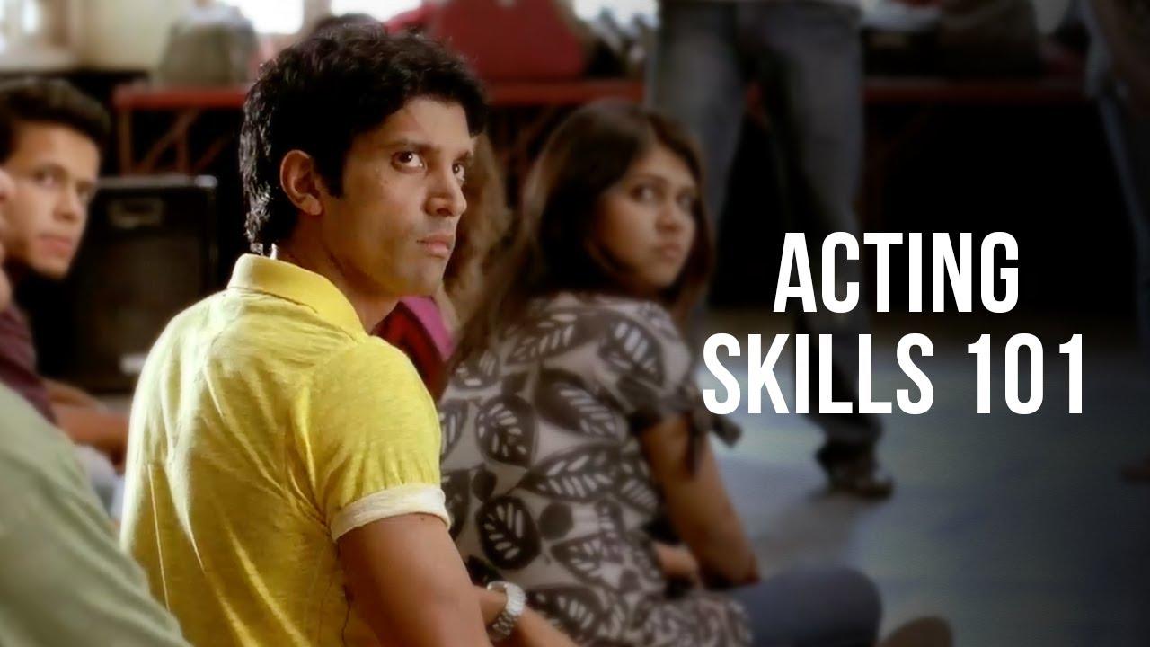 Luck By Chance | Acting Skills 101 | Farhan Akhtar | Saurabh Shukla | Zoya Akhtar