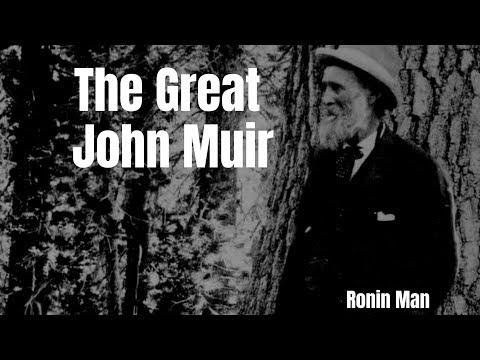 How to Get Unstuck: The Genius of John Muir