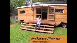 Wohlwagen: Tiny House de Luxe
