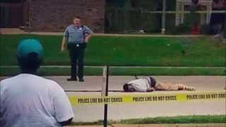 #Ferguson #Anonymous Wage Cyber War On Ferguson Police #MikeBrown