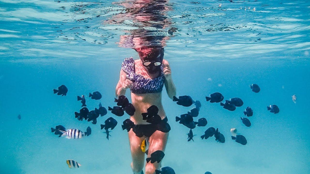 Blazing Hot Bora Bora Sailing The Society Islands