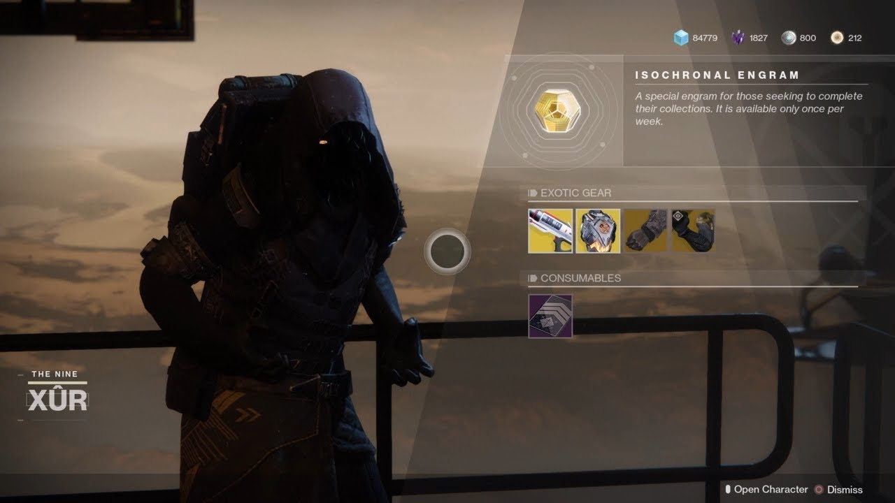 Download Where is Xur? (28/29 Sep 2018) - Destiny 2 *Sweet Business week*