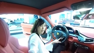 フェラーリ 458イタリア 【CAR美女ン】