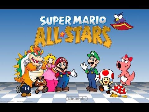Install Super Mario All-Stars / Super Mario World On PC!