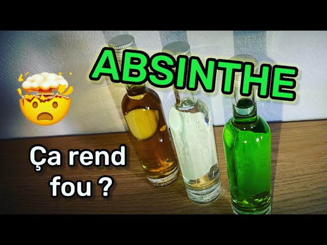 🤯 L'absinthe rend fou ? BLABLA APÉRO #4