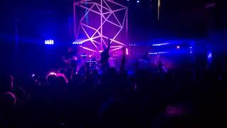TesseracT - Of Mind : Nocturne (Sonder North America Tour 2018, ATL)