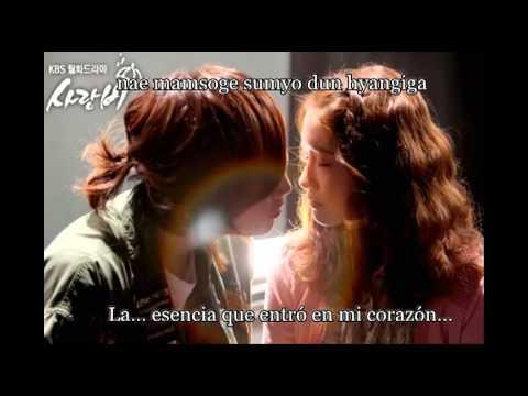 [Love Rain OST] Yozoh - Again and Again (Sub Español + Rom.)