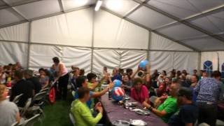 USA Beach Ball Party in the UK 2014