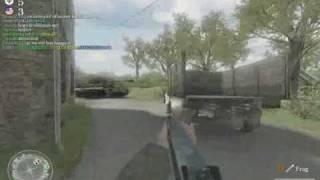 Call of Duty 2 MP || Burgundy S&D