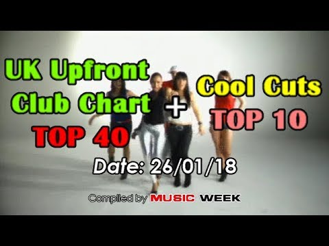 UK CLUB CHART TOP 40 + COOL CUTS (26/01/2018) - YouTube
