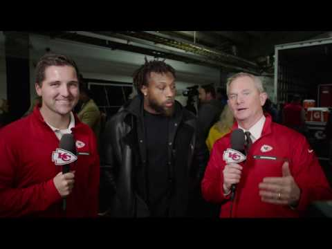 Chiefs vs Falcons: Eric Berry Postgame Interview