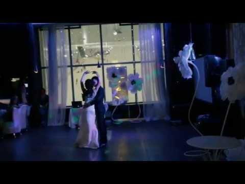свадебный стол видео