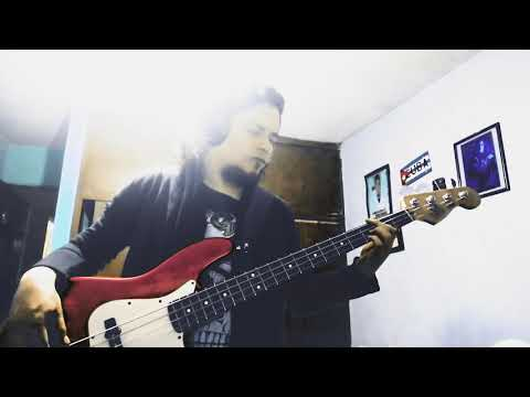 The 1975 - Robbers (Bass Cover)