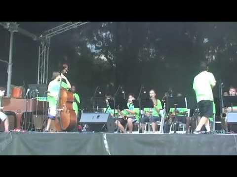 Montclair Jazz Festival Afro Latin Jazz Big Band - 1