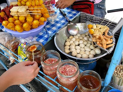 street foods thesis In street food where food storage and refrigeration are often absent, the proper handling of prepared foods is cirtical to avoid food spoilage and deterioration.