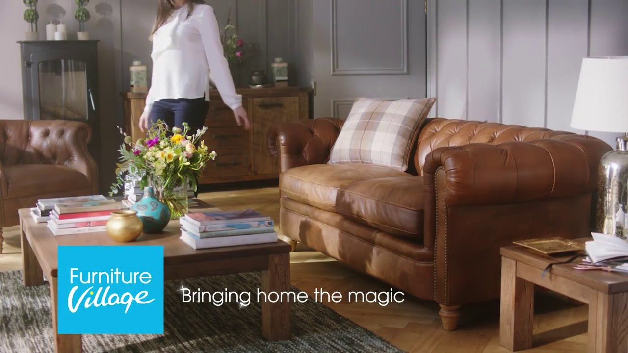 Furniture Village TV Campaign   New England By Alexander U0026 James