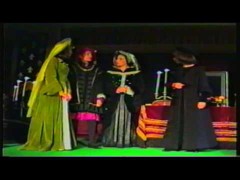 A Man For All Seasons - St Spyridon College Production 1991 directed by Nicholas Kyriacos