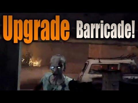 Black Ops 2 Zombies Metal Barricades Upgrade Secret Green Run Tranzit(BO2  Easter Egg Secret Perk)